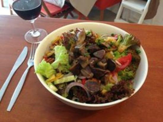Gourmand Samui : Salade de gésier