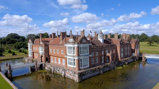 Helmingham Hall Gardens: The Hall & Moat