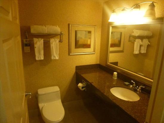 Wingate by Wyndham Manhattan Midtown : Bathroom