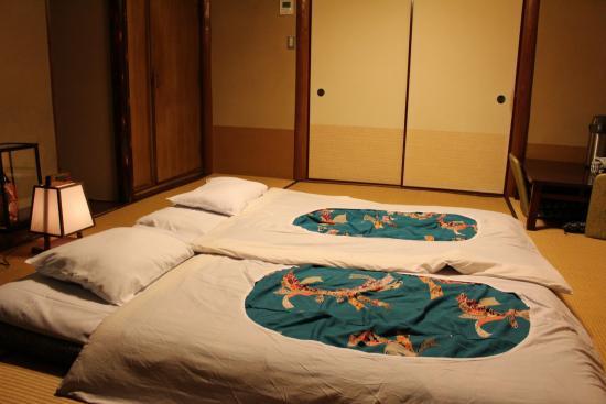 futon bed picture of fukuzumiro ryokan hakone machi