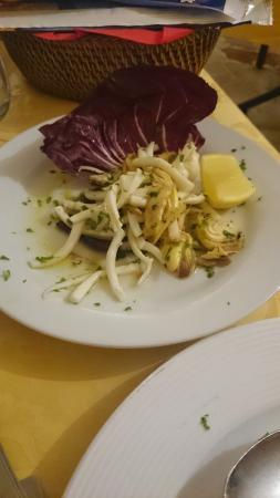 Ristorante Trattoria Andrea Il Pirata: new year meal