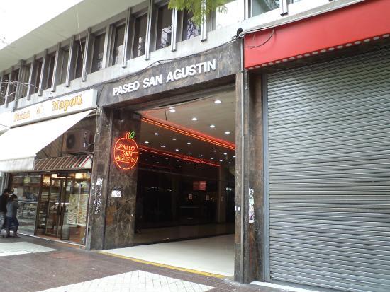 Centro comercial Paseo San Agustin