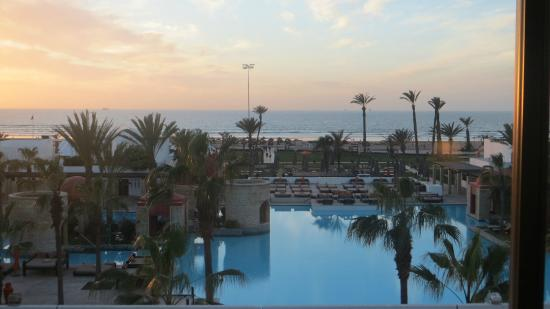 Sofitel Agadir Royal Bay Resort: Fensterblick