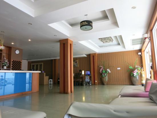 Dream Town Pratunam: Холл.
