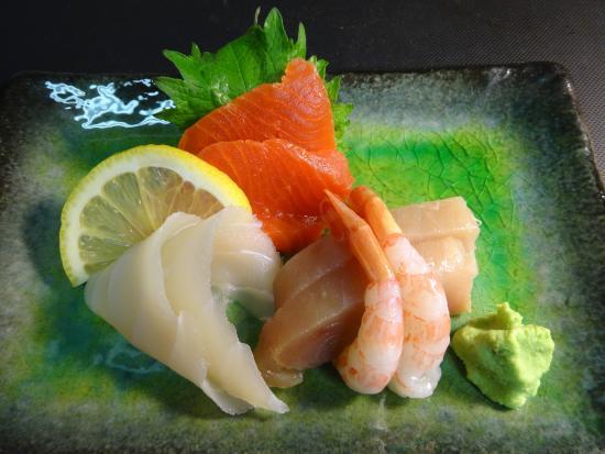 Bistro Taiyo: sashimi