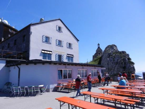 Wendelstein: Bergkirchlein