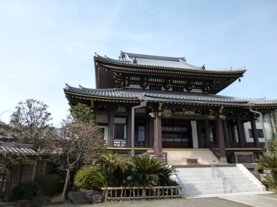 Zenkoji Temple: 見事な本堂