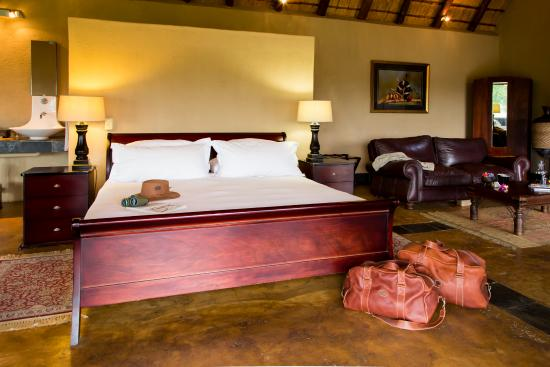 Nkorho Bush Lodge: Honeymoon Suite