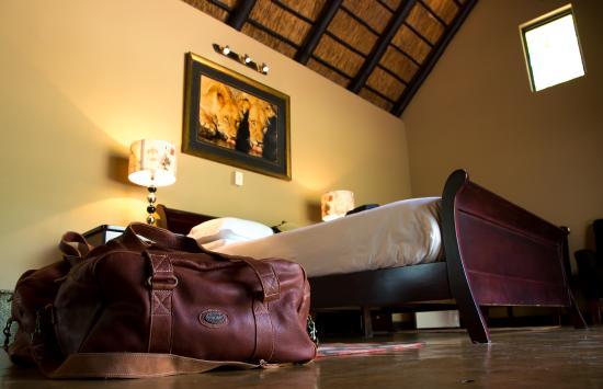 Nkorho Bush Lodge: Standard Chalet