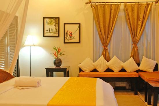 The Sanctuary Villa : Bed Room