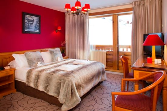 Hotel L'ours Blanc: CHAMBRE DOUBLE
