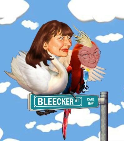 Bleecker Street Cafe Bar: 2 Nualas Flew into The Cuckoos Nest