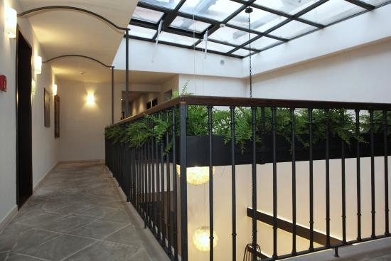 Hotel Residence Agnes: Historical building