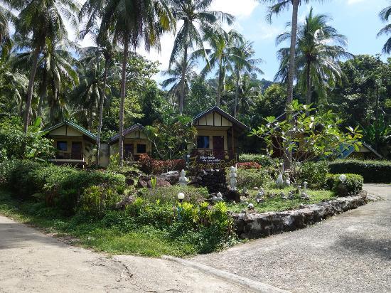 Janinas Resort: Bungalows view 2