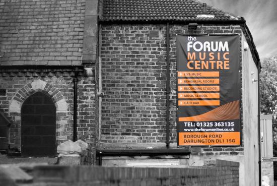‪The Forum Music Centre‬