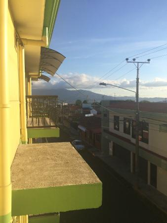 Hotel La Guaria Inn & Suites : From the balcony of room #305