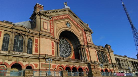 Ally Pally Bild Von Alexandra Palace London Tripadvisor