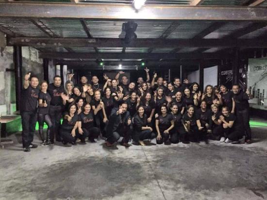 Reynosa, Meksyk: Tembleque Gitano!!!!