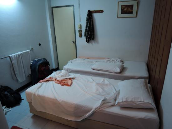 New Siam Guest House I: 部屋