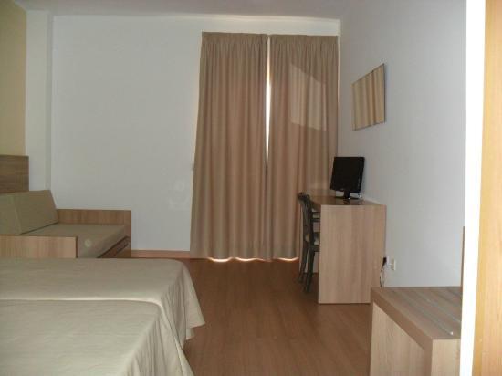 Hotel Playa : Zimmer 207