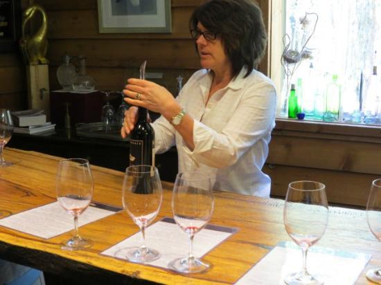 Taste The South Wine Tours: Wine Tasting