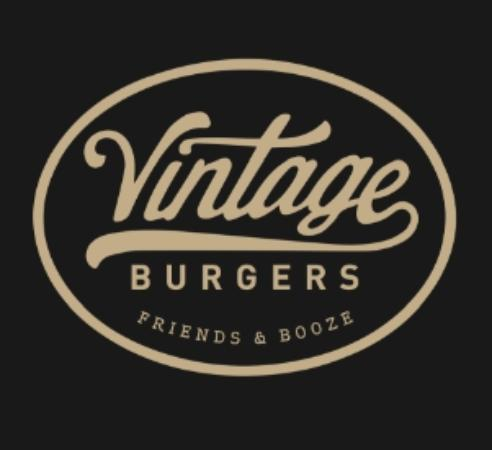 Vintage Burgers, Friends and Booze : Vintage Burgers Friends and Booze