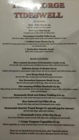 The George Inn: Lovely home cooked food
