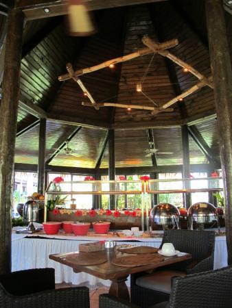 Sandals Restaurant & Barefoot Bar : Breakfast Buffet