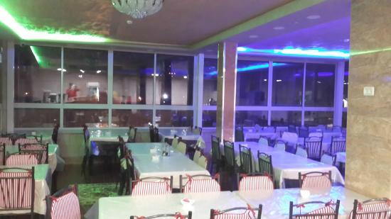 โรงแรมคาซา เดอ มาเรีย: Dining room