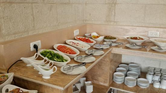 Hotel Casa de Maria: Breakfast