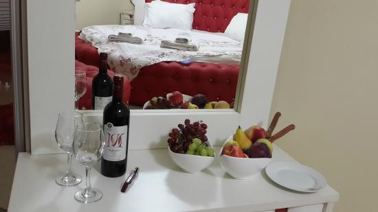 Hotel Casa de Maria: Special room