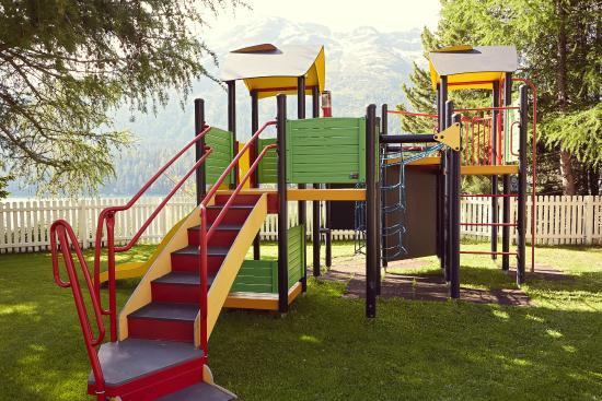Badrutt's Palace Hotel: Kid's Club Palazzino
