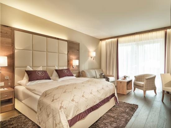 Hotel Bismarck: Doppelzimmer Panorama