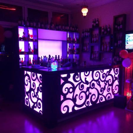 Serendib Restaurant & Bar : The Bar