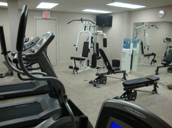 Camlachie, Canadá: On Site Fitness Centre