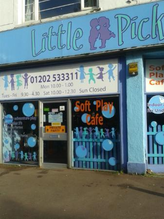 Little Pickles Soft Play Cafe