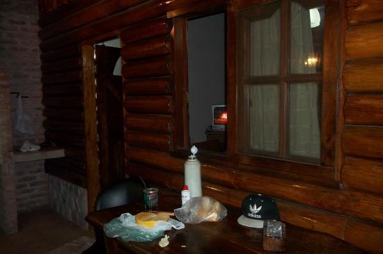 Los Platanos, Cabanas y Suites: este es el frente