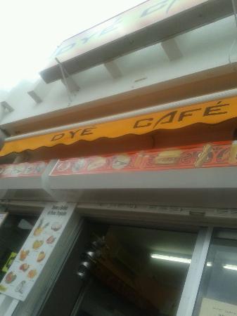 Dye' Cafe'