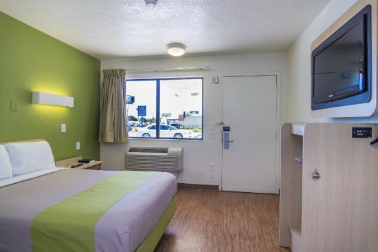Motel 6 Waco - Bellmead: Guest Room