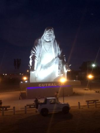 Cristo en Cutral Co