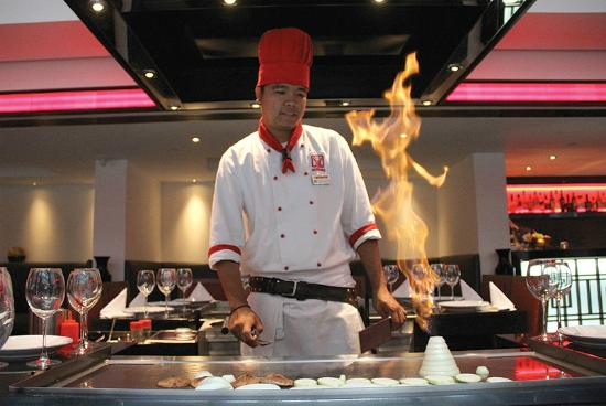 Benihana At The Grange Hotel St Pauls: Benihana