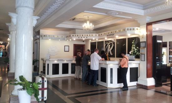 Royal Hotel Saigon ( Kimdo Hotel): Empfang