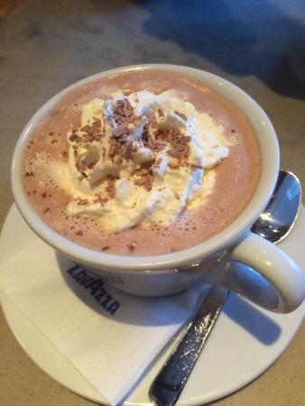 Svarta Kaffid: Delicious Hot Chocolate