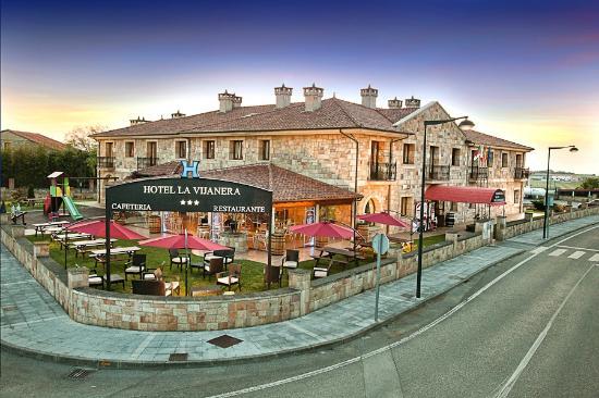 Hotel La Vijanera: Exteriores