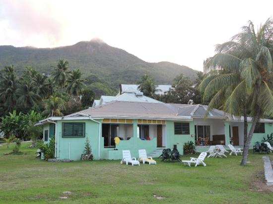 Beach Cottages: Green Cottage
