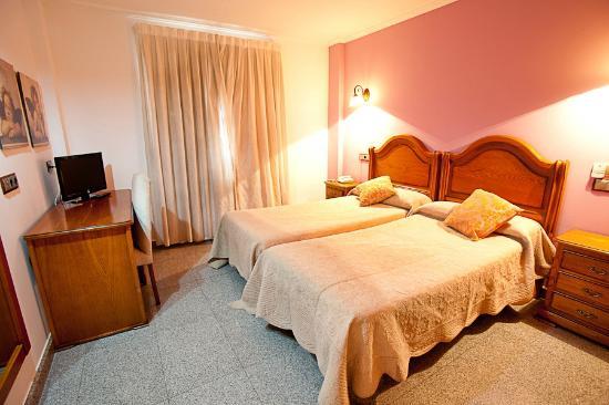 Hotel La Vijanera: Habitación Classic doble