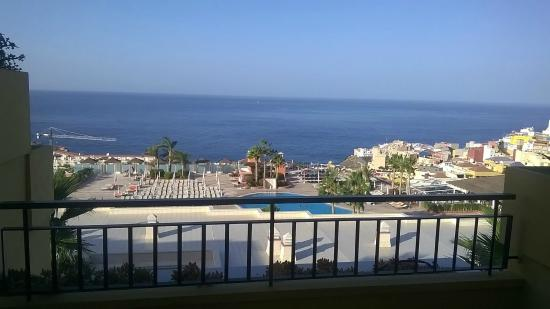 View from room a306 picture of be live family costa los gigantes puerto de santiago tripadvisor - Hotel be live family costa los gigantes puerto de santiago ...