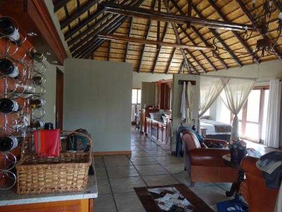 Arathusa Safari Lodge: suite