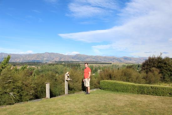 Riverview Terrace: view