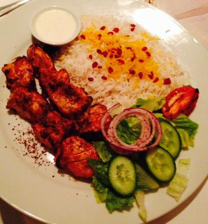 Poulet grill picture of fenetre sur kaboul montreal for Fenetre montreal
